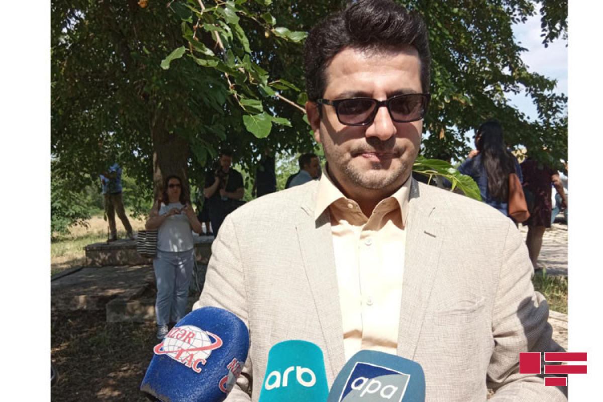 Посол Ирана в Азербайджане: Агдам сравнивают с Хиросимой, и это действительно так