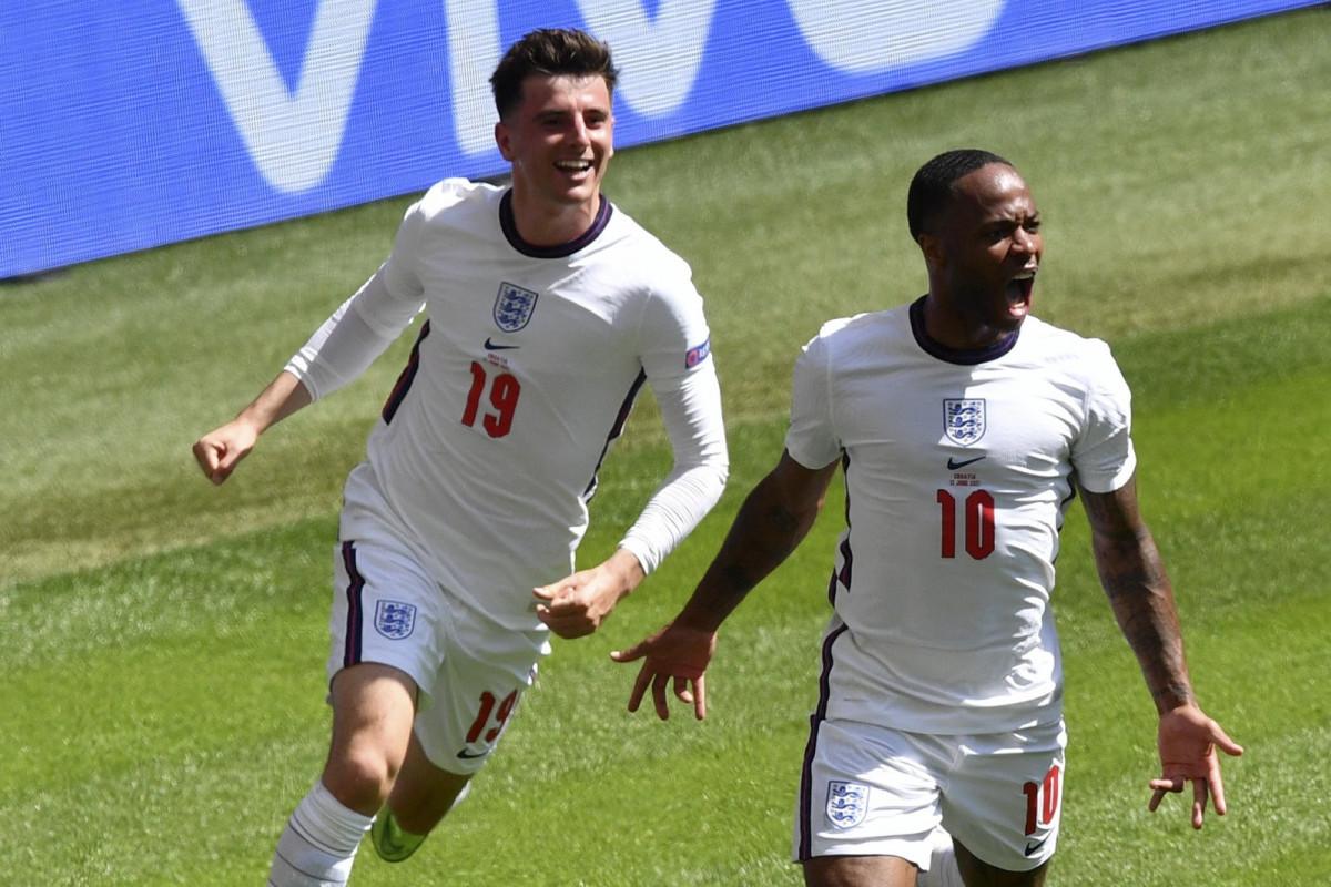 "<span class=""red_color"">EURO-2020:</span> England beats Croatia 1:0"
