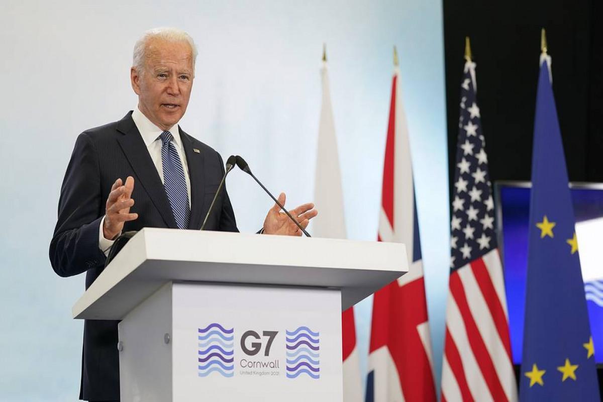 Байден заявил, что США не стремятся к конфликту с Россией