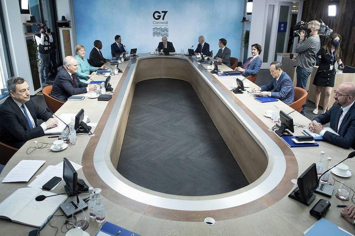 Лидеры G7 приняли декларацию по борьбе с новыми пандемиями