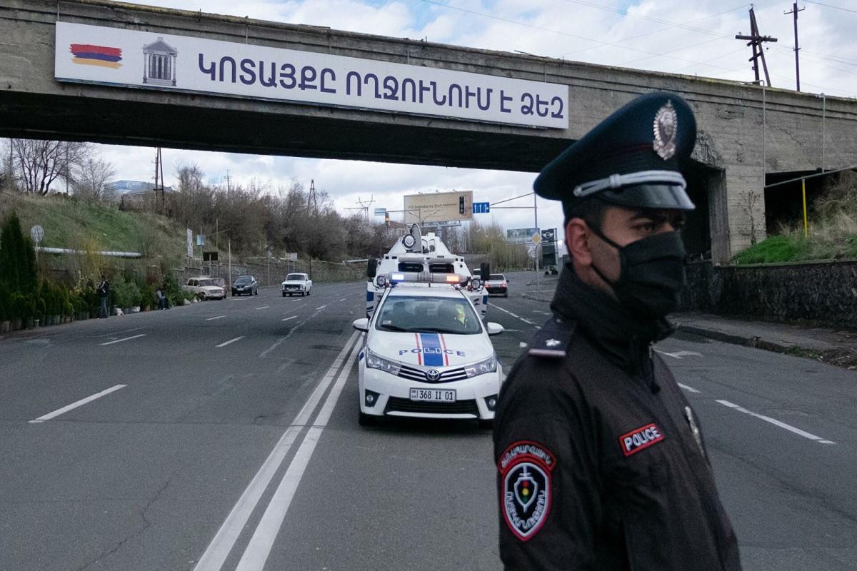 В Армении арестовали экс-мэра Армавира за попытку подкупа избирателей