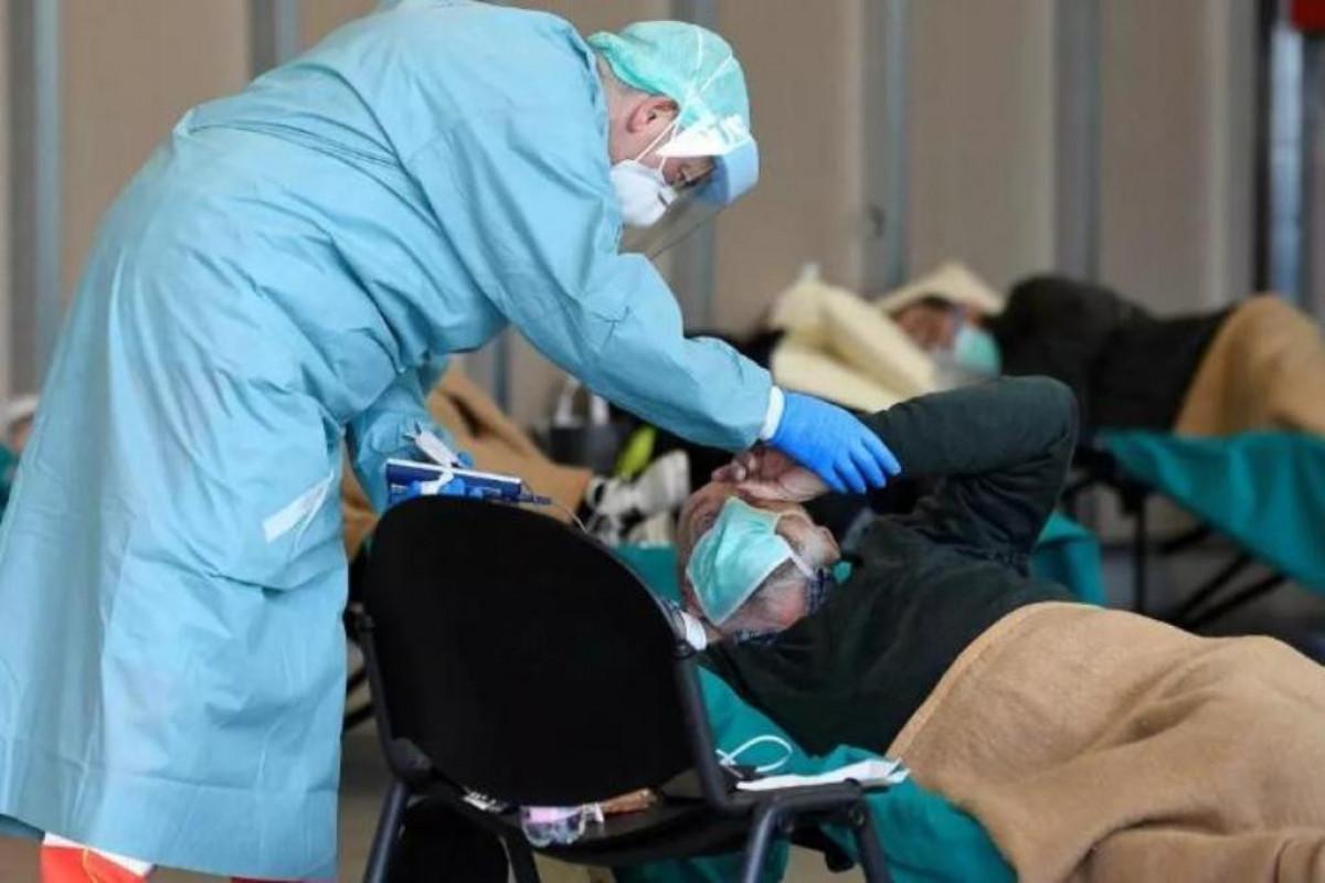 Dünyada son sutkada koronavirusa 387 mindən çox yoluxma qeydə alınıb