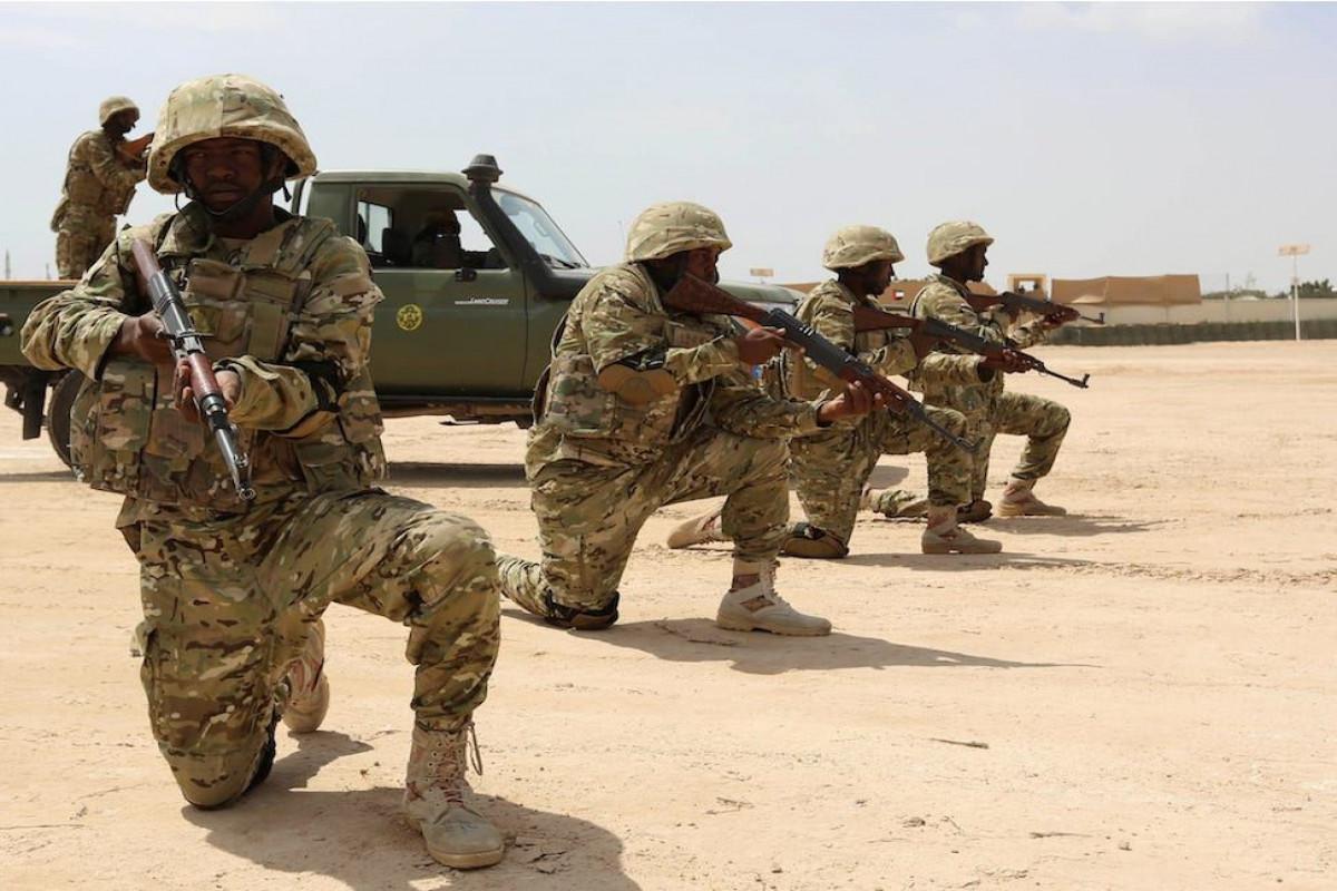 Somali army says operation kills 50 militants