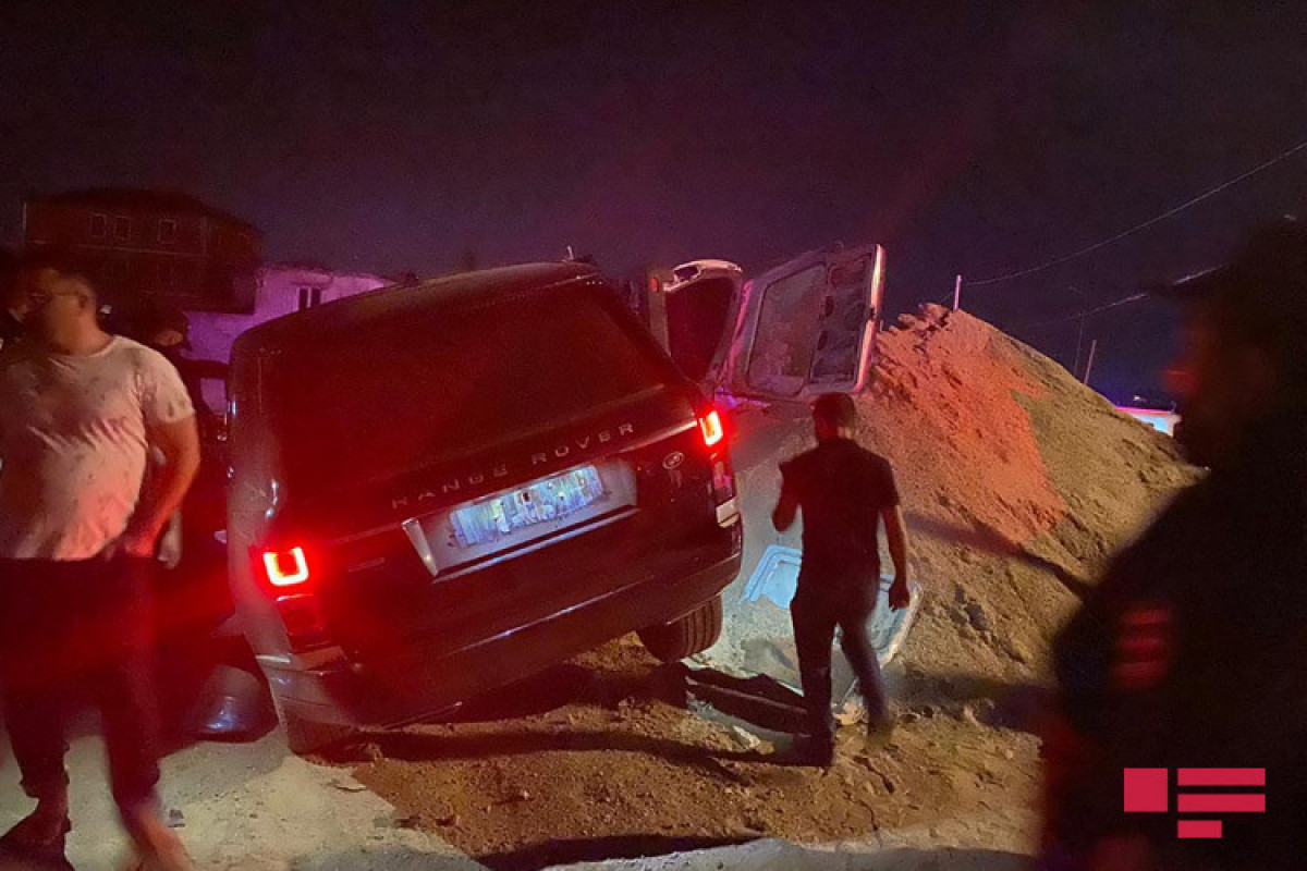 """Severe traffic accident claims 4 lives in Baku-<span class=""""red_color"""">PHOTO</span>-<span class=""""red_color"""">VIDEO</span>"""