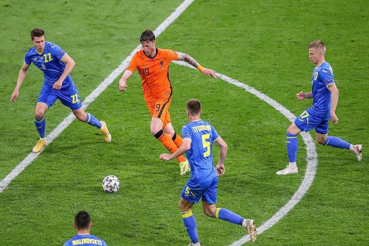 "<span class=""red_color"">EURO-2020: Netherlands defeats Ukraine"
