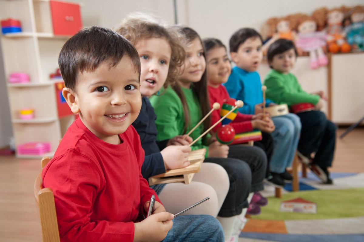 Названо число детей, окончивших дошкольные подготовительные группы в этом году
