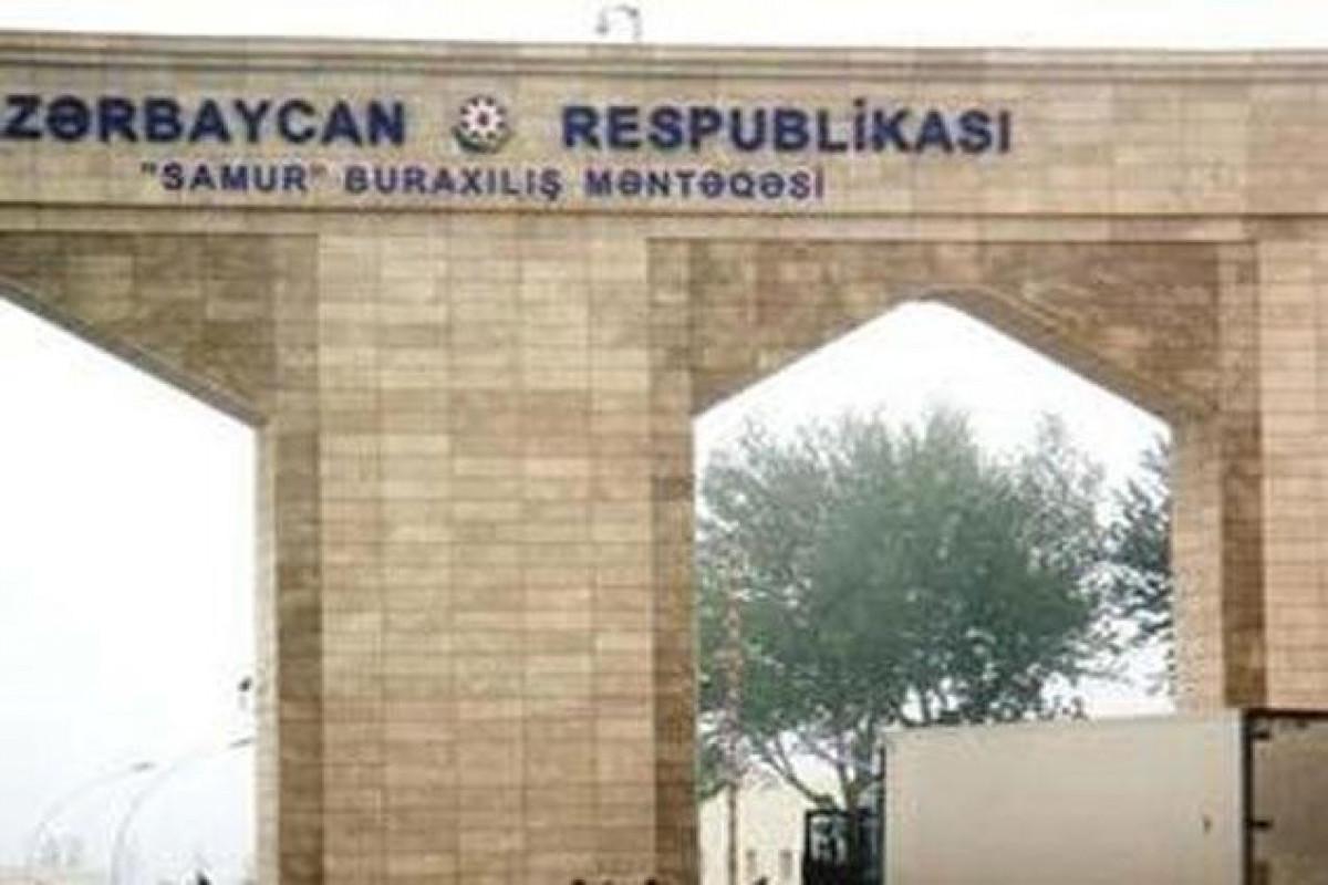 Azərbaycan-Rusiya sərhədində yük maşınlarının növbəsi aradan qalxıb