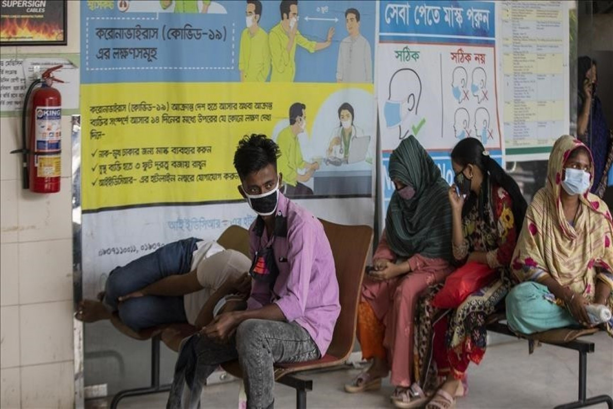 China gives Bangladesh another 600,000 doses of COVID-19 vaccine