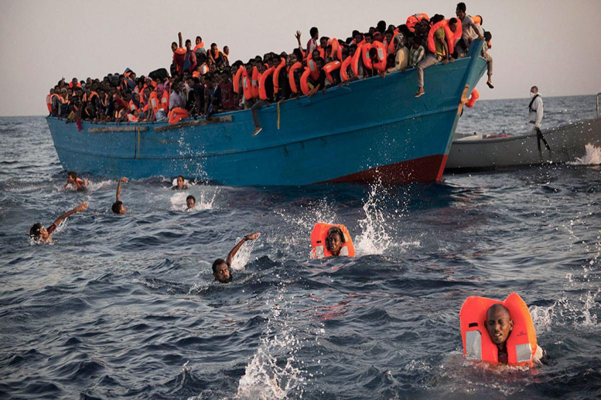 У берегов Йемена после крушения судна обнаружили более 150 тел мигрантов