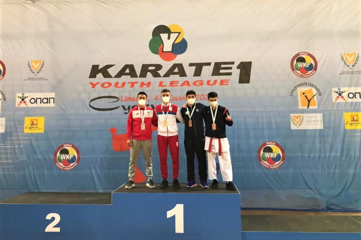 """FHN-in karate komandasının idmançısı beynəlxalq turnirdə uğur qazanıb - <span class=""""red_color"""">FOTO"""