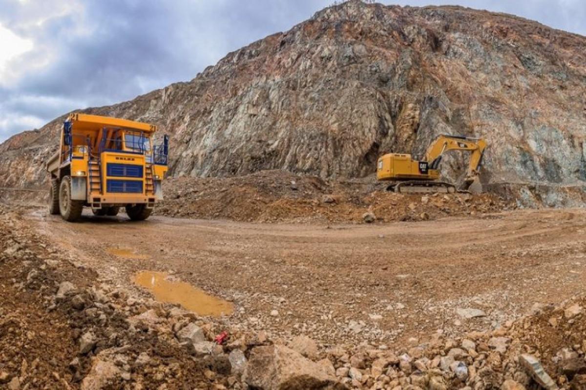 Azərbaycan qızıl hasilatını artırıb