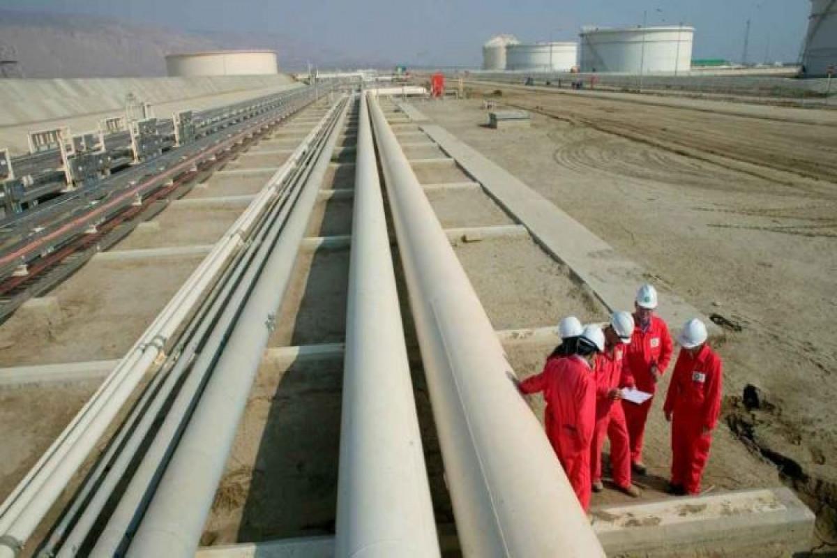 Азербайджан увеличил транспортировку газа по магистральным трубопроводам