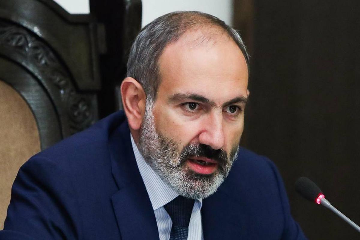 Пашинян заявил, что передавал карты минных полей Азербайджану через РФ
