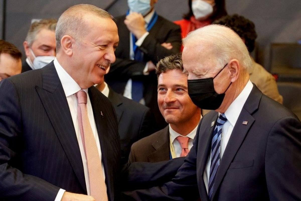 Эрдоган: Я заявил г-ну Байдену, что наша позиция по системам С-400 остается прежней