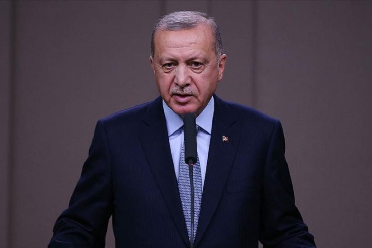 "Erdogan: ""Justice was established in Nagorno-Karabakh, albeit late"""