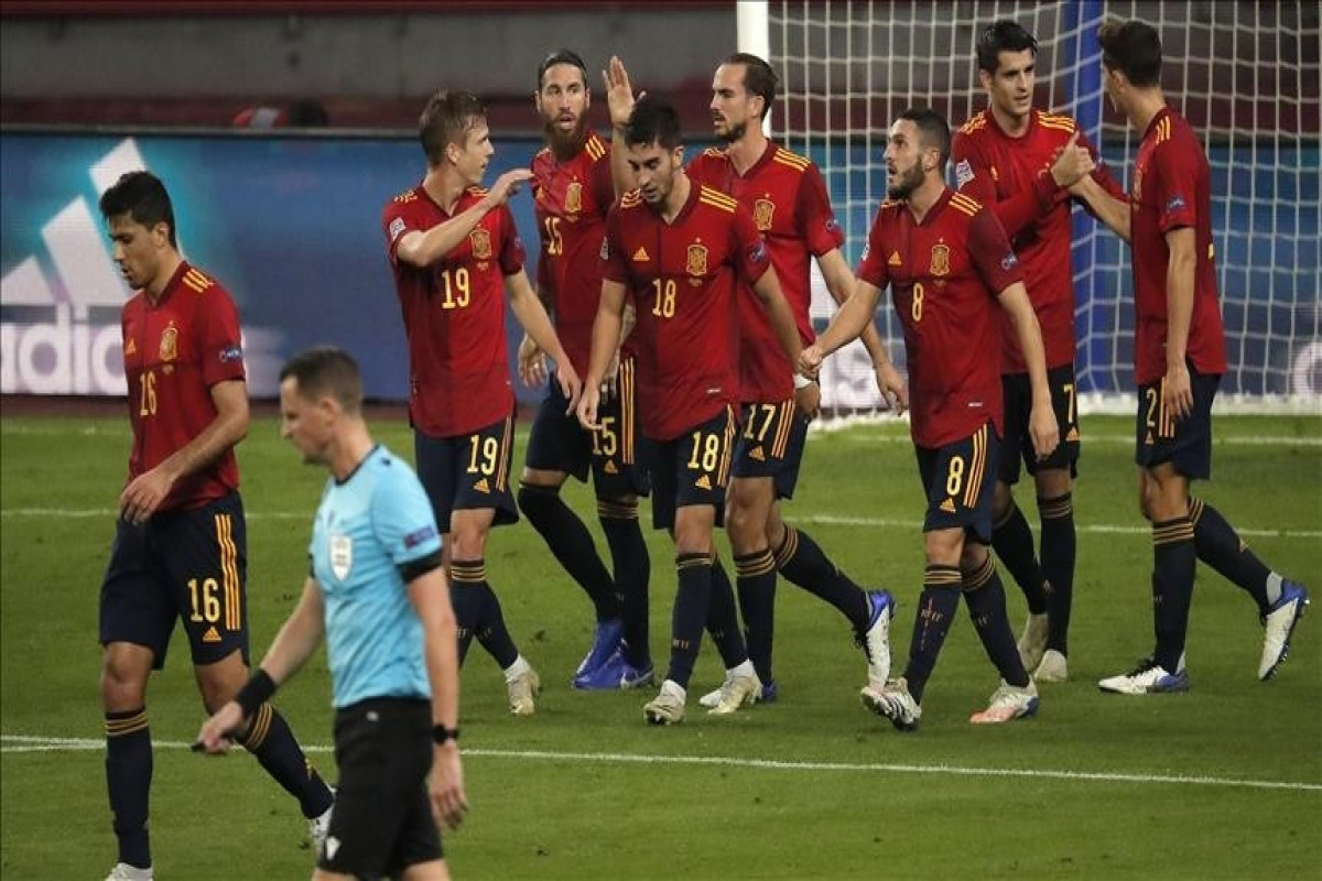 Spain to take on Sweden in their EURO 2020 opener