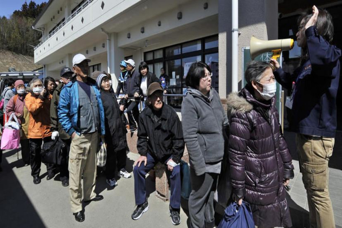 Some 15,000 Japanese ordered to evacuate over landslide threat