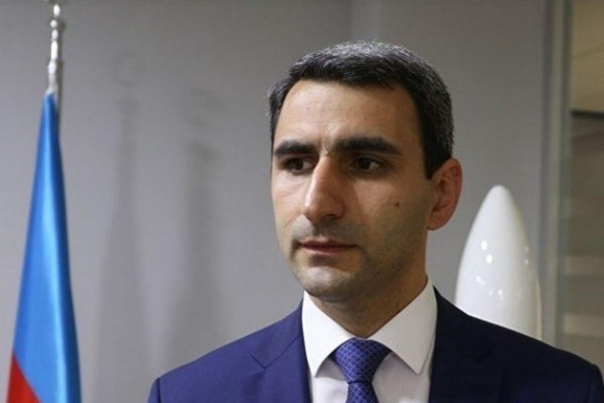 New deputy appointed to Minister Rashad Nabiyev