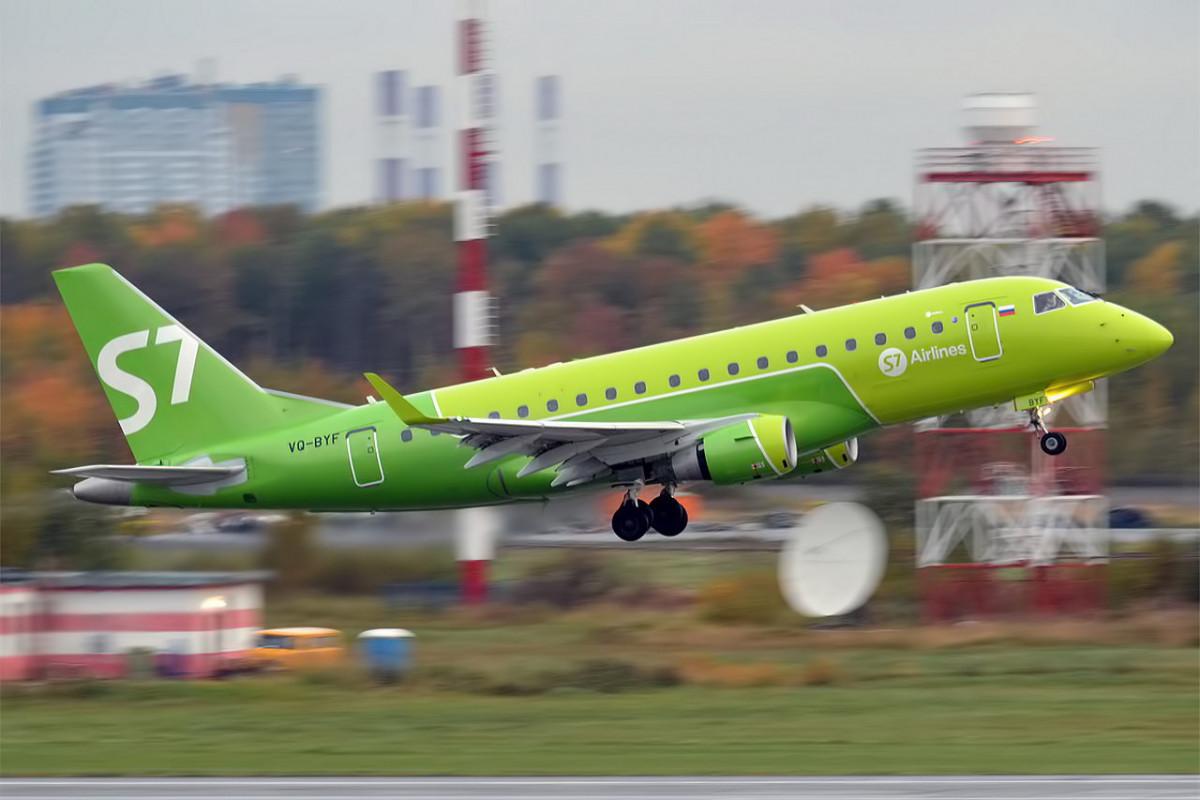 One more Russian airline to start flights on Samara-Baku flight
