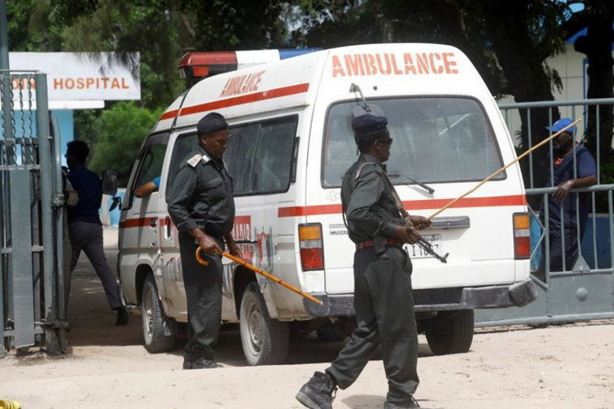 At least 15 killed in suicide bombing at army camp in Somalia