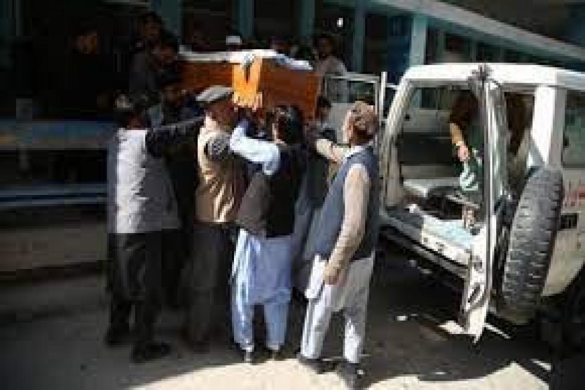 4 health workers killed in eastern Afghanistan