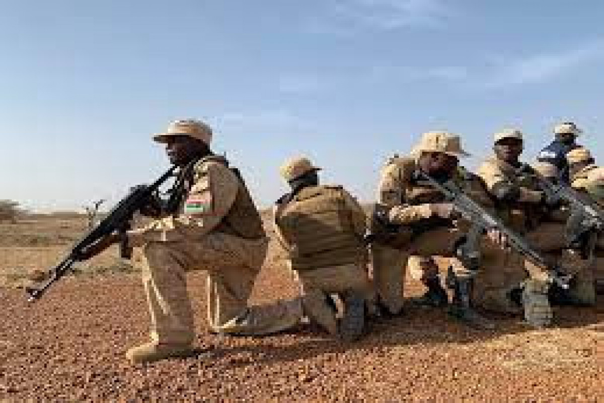About 25 terrorists killed in ongoing sweep operations in Burkina Faso