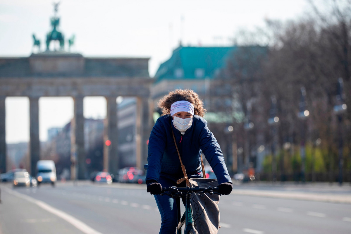 With cases 50% down on last week, mask rules set to be relaxed around Germany