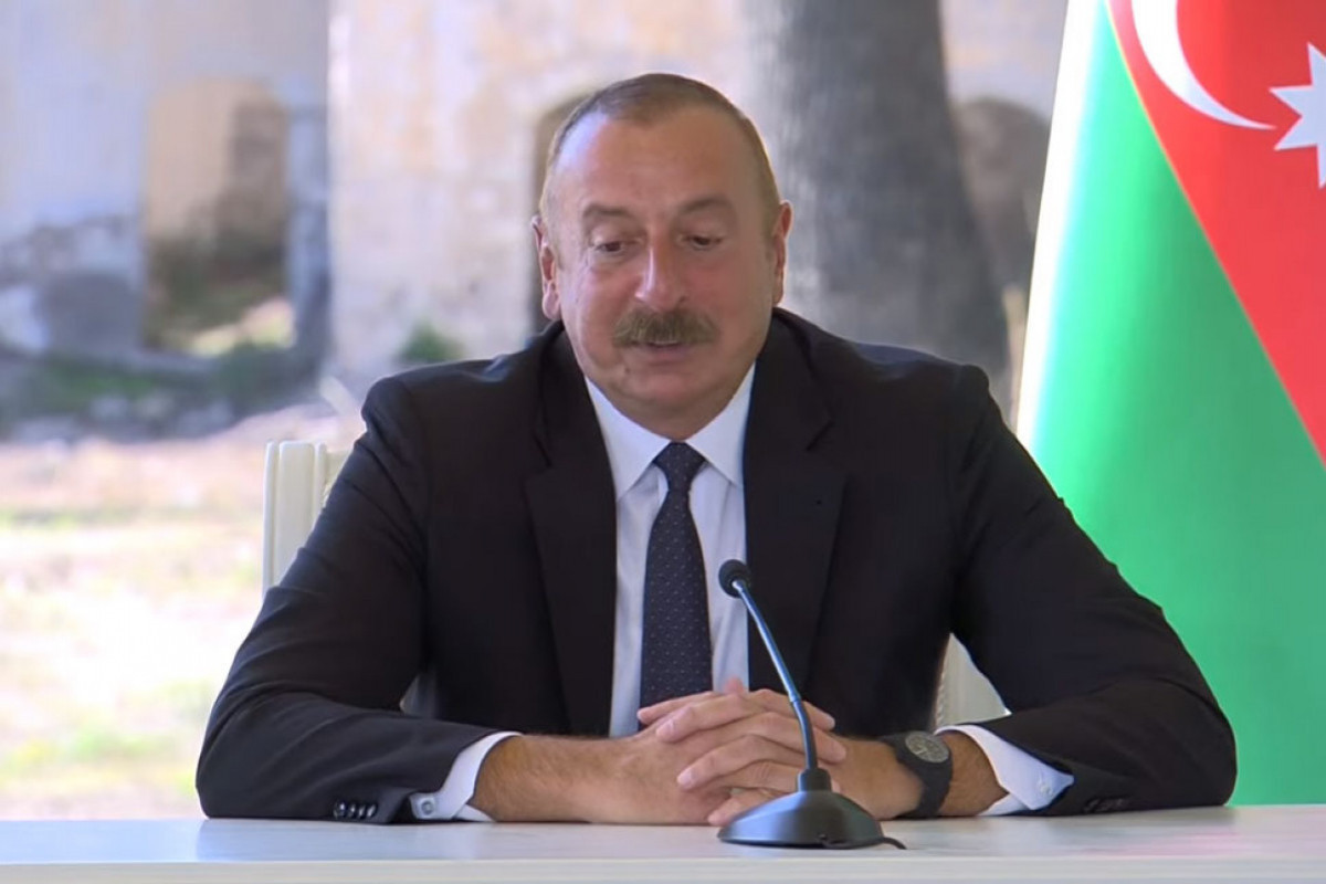 """Azerbaijani President: """"We set unique example of cooperation and allied relations around the world today"""""""