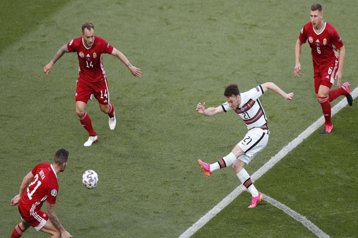 """<span class=""""red_color"""">Евро-2020: </span>Сборная Португалии разгромила команду Венгрии"""