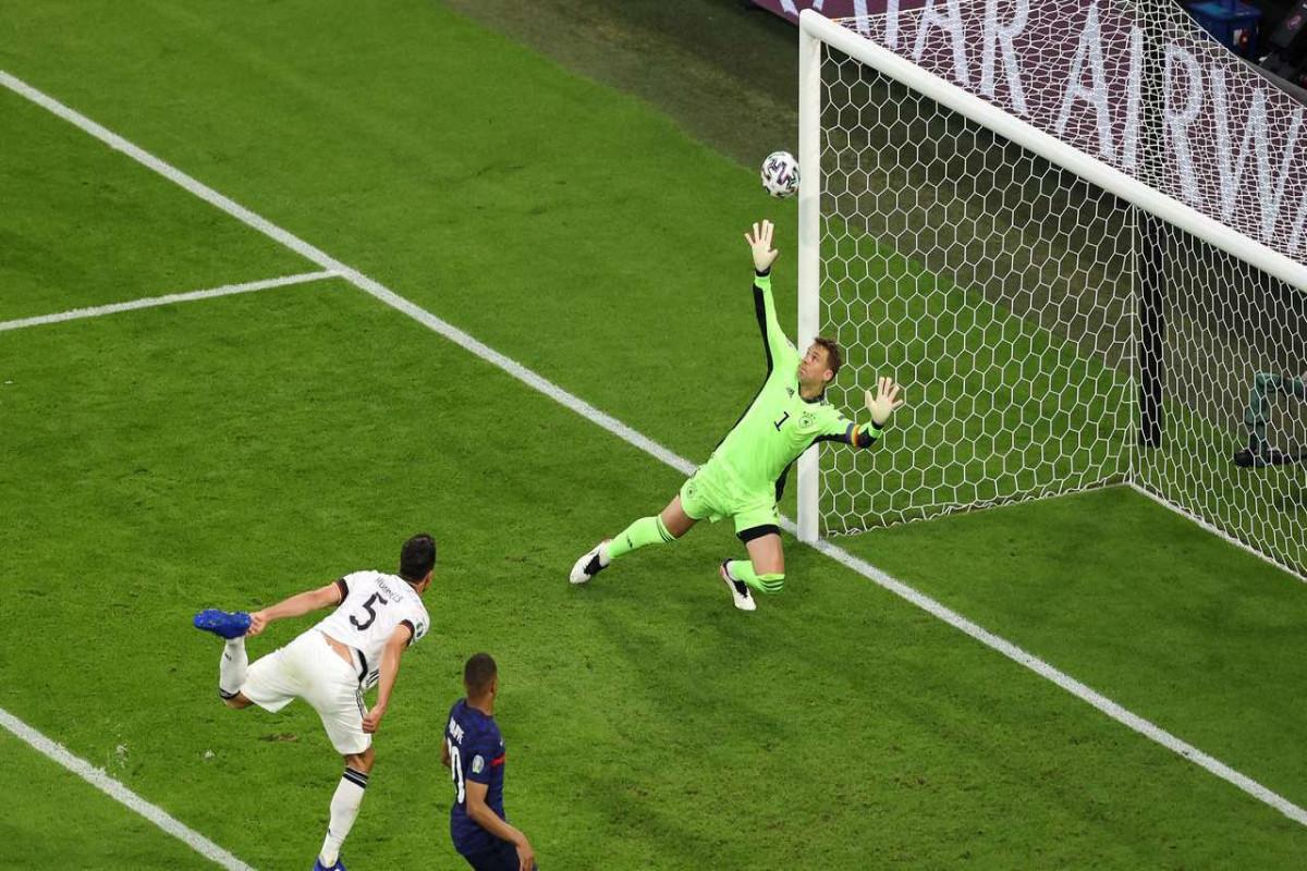 "<span class=""red_color"">Евро-2020:</span> Франция обыграла Германию"
