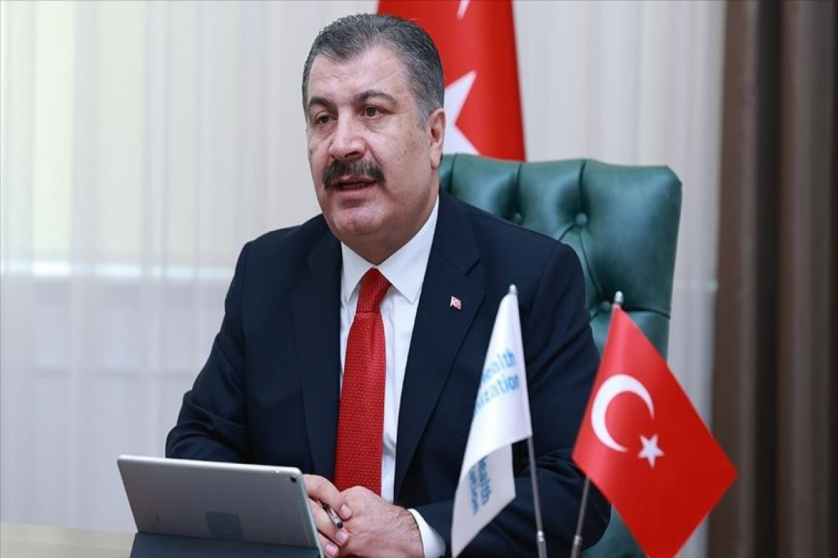 'Acute' phase of pandemic nearing its end in Turkey: Health minister
