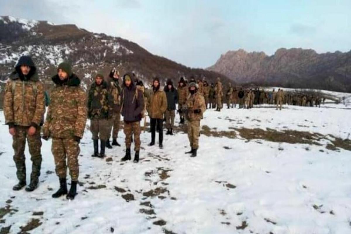 Bu gün terror-təxribat törədən erməni silahlı dəstəsinin 14 üzvünün məhkəməsi başlayır