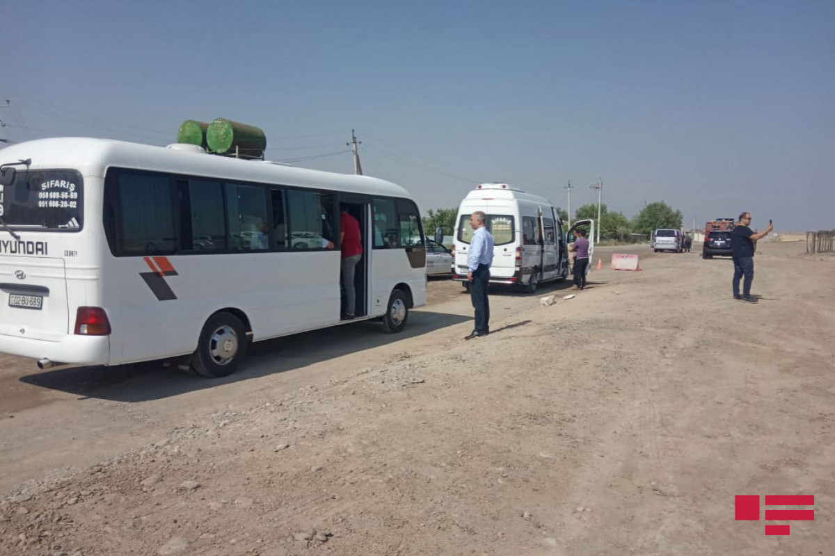 Visit of a group of journalists to Fuzuli district starts
