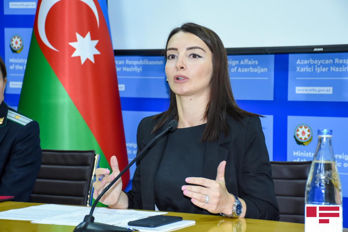 Azerbaijani MFA Spox responds to the Armenian Foreign Ministry
