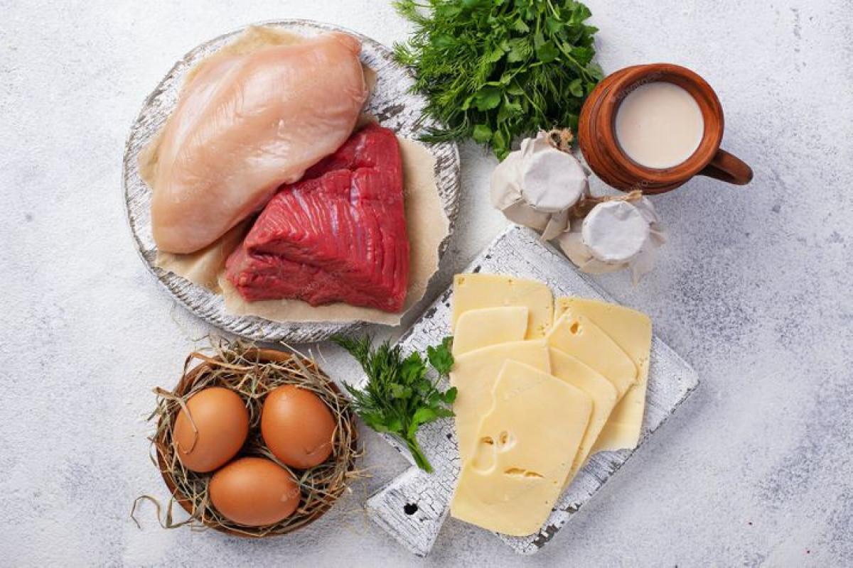 Импорт мяса и молока в Азербайджан сократился