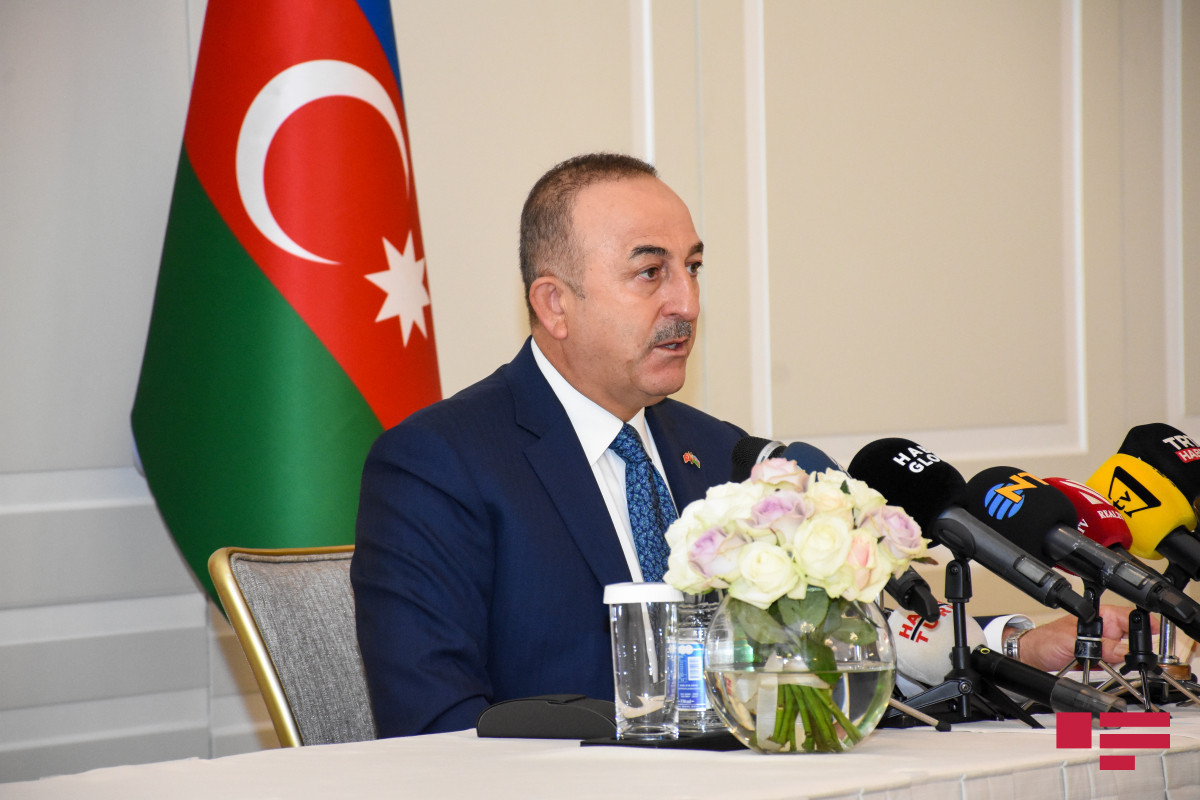 """Cavusoglu: """"We hope that Armenia will draw a conclusion from its faults"""""""