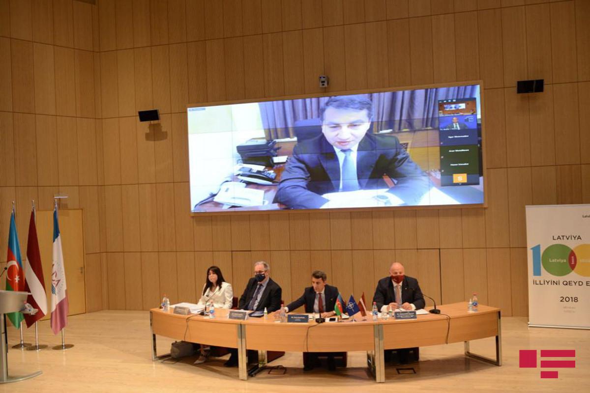 Помощник президента Азербайджана: Мы хотим еще большего расширения политического диалога и сотрудничества с НАТО