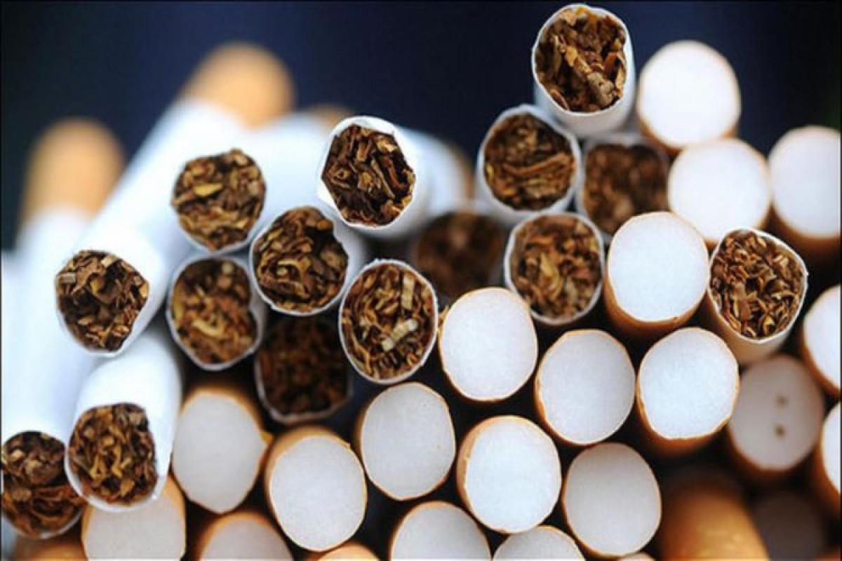 Azərbaycana tütün məmulatlarının idxalı yanvar-mayda 27% artıb