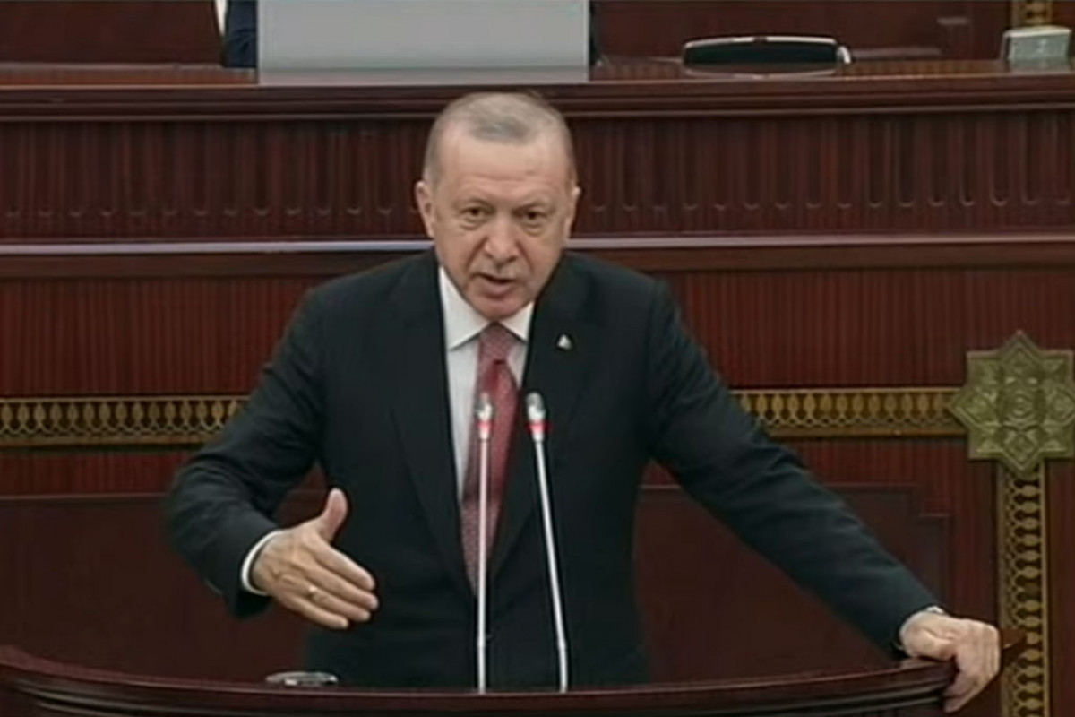 """Erdogan: """"Benefits of opening borders with Turkey for Armenia - countless"""""""