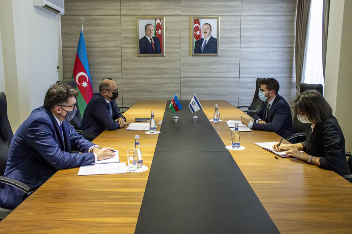 Israeli companies to be involved in renewable energy auctions in Azerbaijan