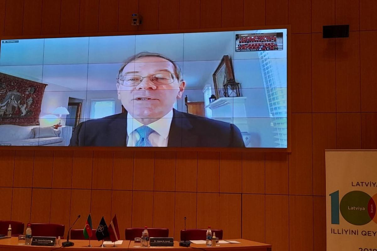 Azerbaijan is valuable and reliable partner of NATO, US Ambassador says