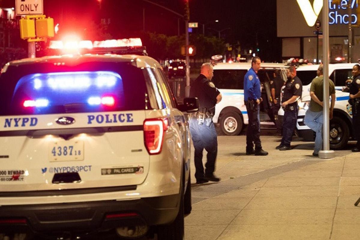 Неизвестный открыл стрельбу по полицейским в Техасе