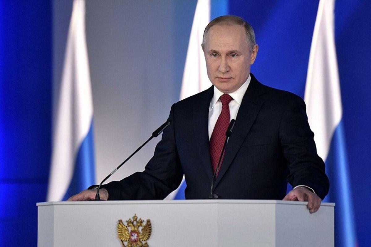 Putin Baydenlə danışıqların konstruktiv keçdiyini bildirib