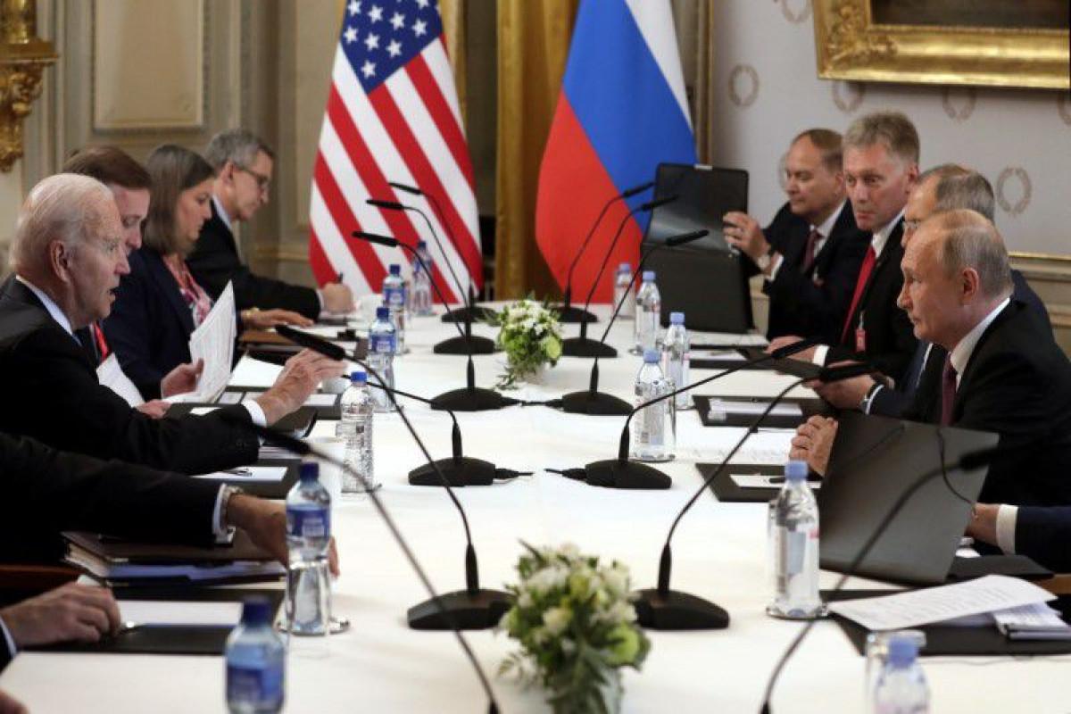 Putin and Biden agree at summit to resume arms control talks