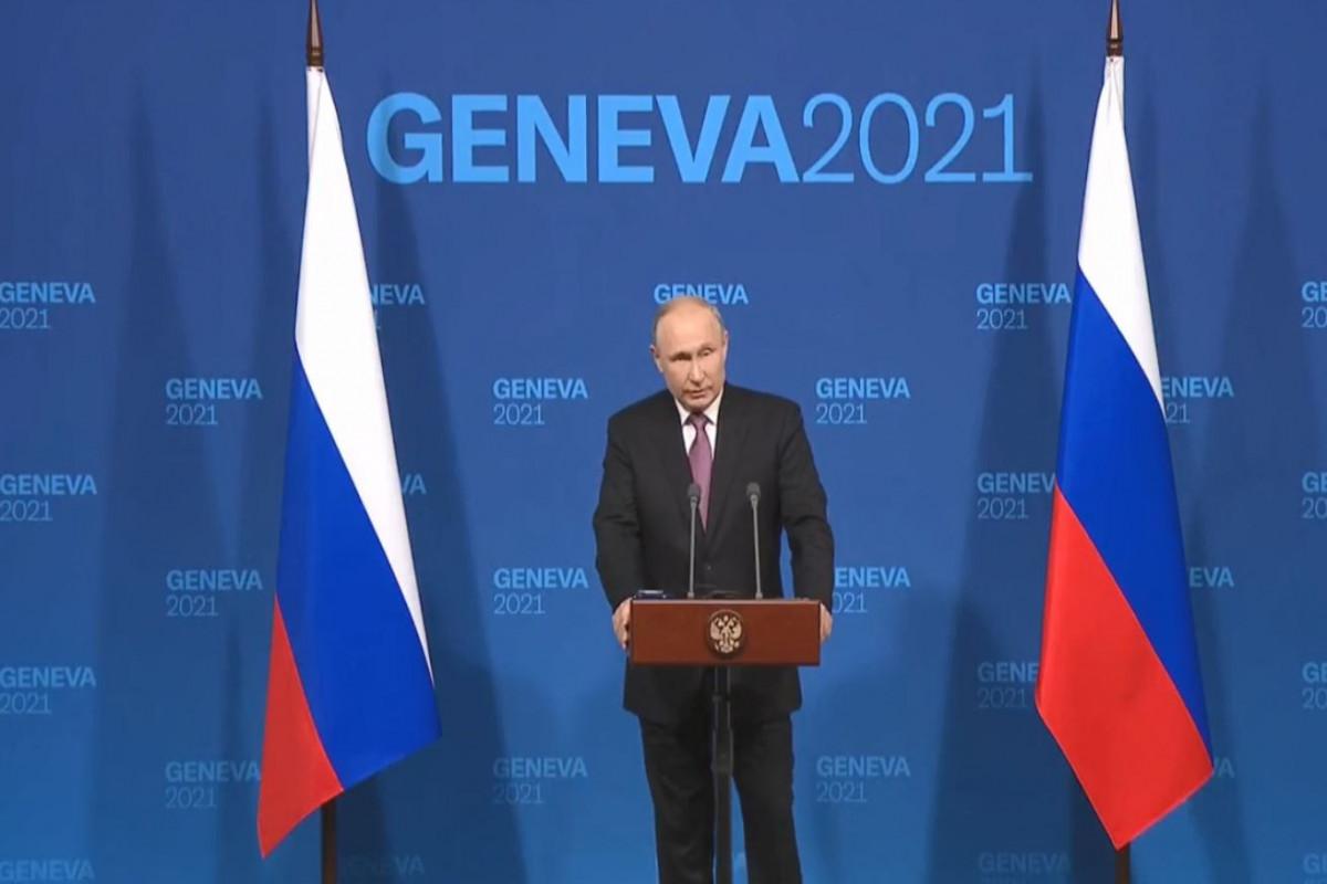 Путин: на России и США лежит ответственность за стратегическую стабильность в мире