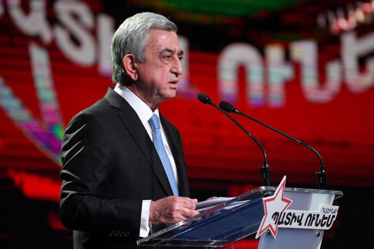 Серж Саргсян сообщил о 1064 пропавших военнослужащих Армении