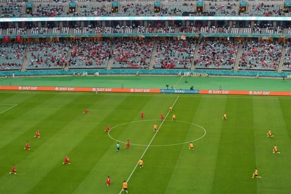 Türkiyə - Uels oyununda tamaşaçı sayı açıqlanıb