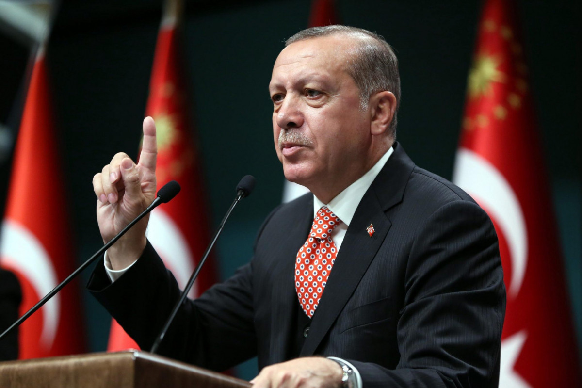 "Turkish President made post regarding his visit to Azerbaijan-<span class=""red_color"">VIDEO</span>"