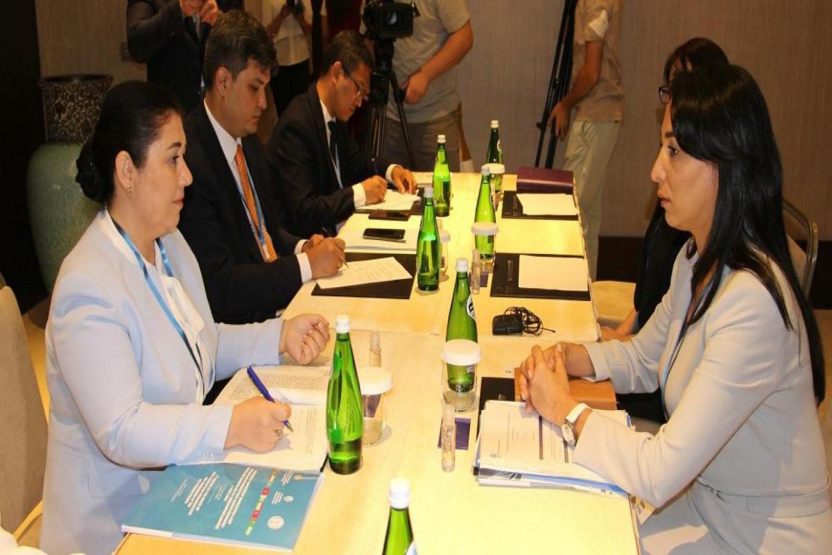 Состоялась встреча омбудсменов Азербайджана и Узбекистана