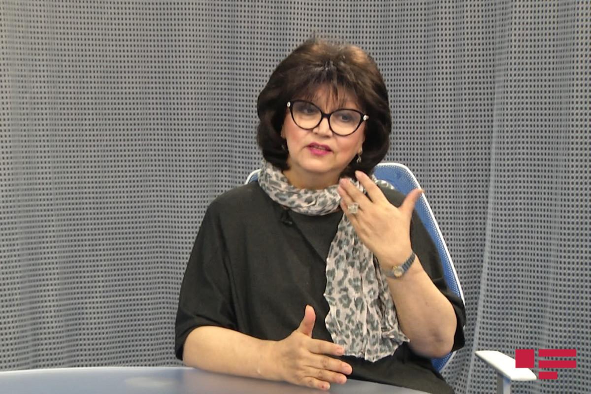 """Xuraman Qasımova: """"Üçüncü kursda konservatoriyadan uzaqlaşmaq istədim"""" - <span class=""""red_color"""">MÜSAHİBƏ</span>"""